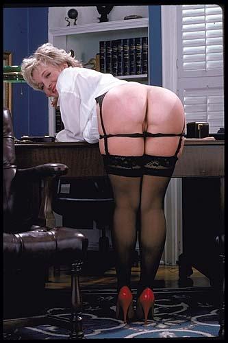 Danni Ashe Secretary 65