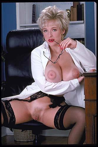 Danni Ashe Secretary 17